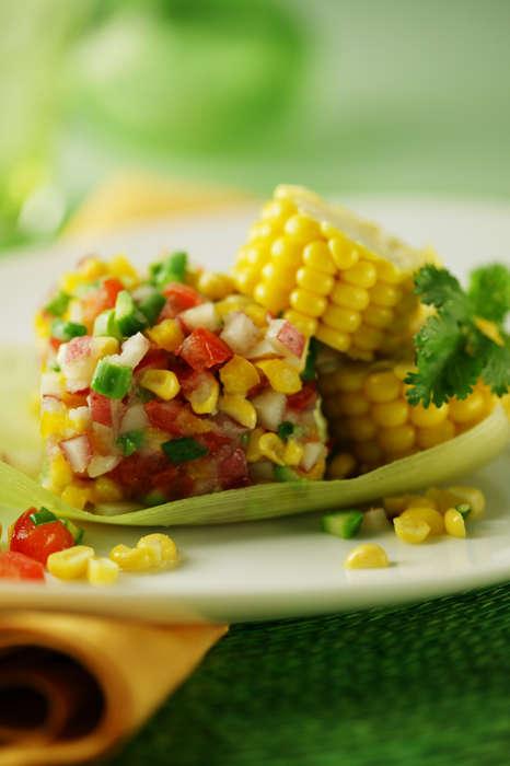 Sweet Corn Ceviche | Hugh Branch - Sweet Corn Industry Leader